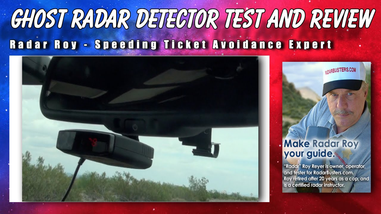 Ghost Radar Detector Radar Detector Review - Radar Roy