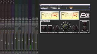 Using Waves Aphex Vintage Aural Exciter To Bring Character And Sheen