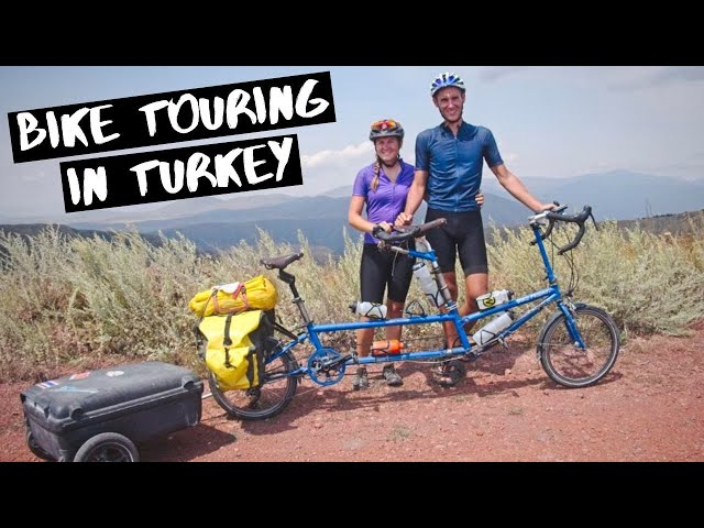 Bike Touring in TURKEY: Cycling from Georgia to Cappadocia