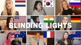 Who Sang It Better : Blinding Lights - The Weeknd (us,germany,india,south,france,australia)