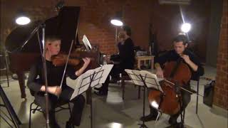 Felix Mendelssohn Piano Trio No.1 Op. 49, I Trio Likya
