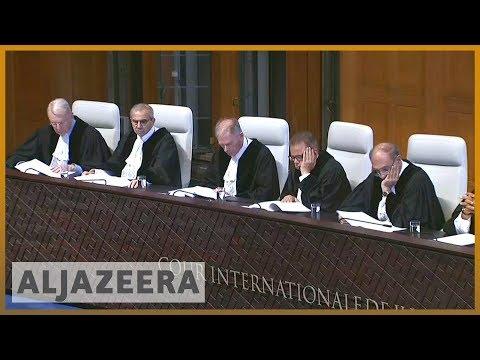 🇺🇸 🇮🇷 UN court orders US to lift some Iran sanctions | Al Jazeera English