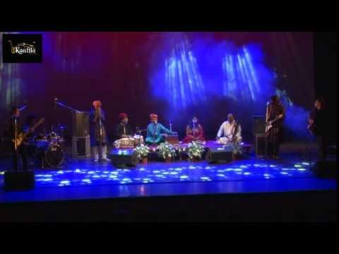 Mora saiyaan mose bole na mix with Titanic at Kamani Auditorium Delhi