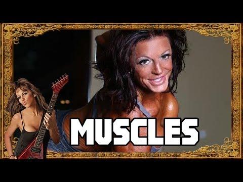 Biggest Female Bodybuilders, Top 10