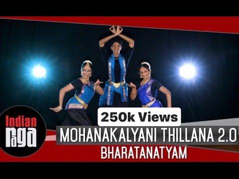 Mohanakalyani Thillana 2.0 - Bharatanatyam Dance Cover