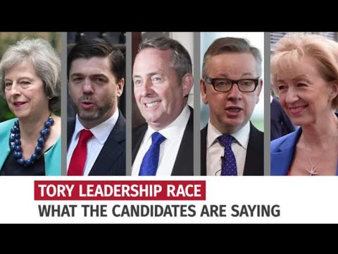 Conservative leadership race: What are the candidates saying?