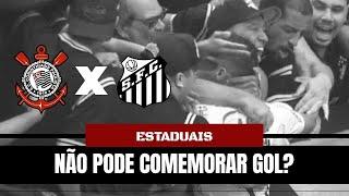 Corinthians vence Santos com tranquilidade / Expulsão de Janderson / Destaques do jogo