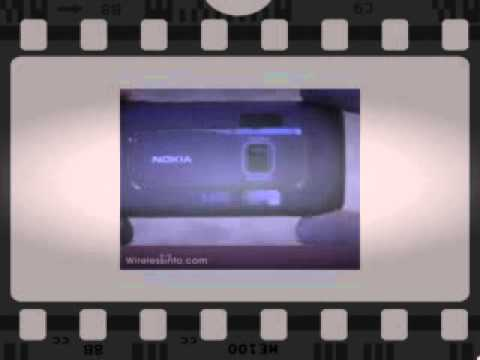 Nokia 6220 Classic Video Preview
