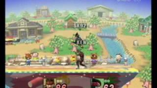 SK92 (Falco) vs Ken Neth (Snake) MM 1