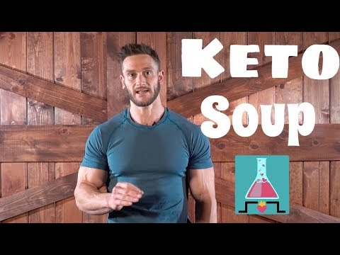 Keto Soup: Helping a Good Partner Out