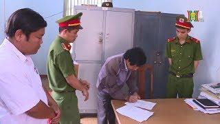 Bắt hiệu trưởng trường Ngô Mây, xã Vụ Bổn nhận 300 triệu đồng chạy việc | Tin nóng | Nhật ký 141