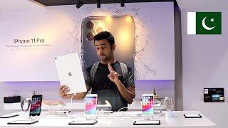 Gambar cover Apple Store Tour in Pakistan