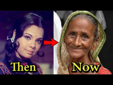 Top 11 Old Lost Actress Of Bollywood Then & Now  2018