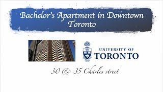 Bachelor Apartment in Toronto | UofT Studio/Bachelor Apartment | Family Housing UofT