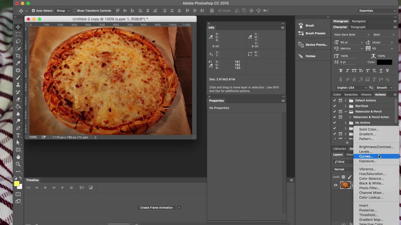 How to fix color cast in photoshop - How To Fix A Color Cast In Adobe Photoshop