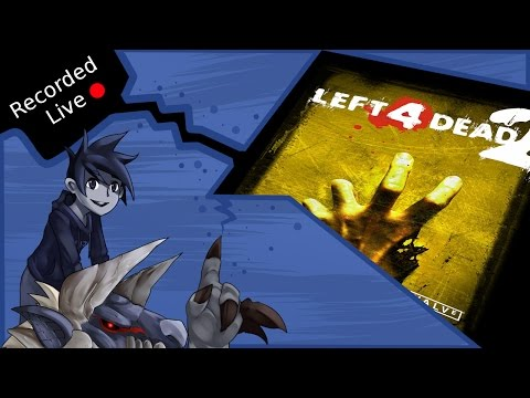 Flik's Gaming Stream 22/3/17 - Left 4 Dead 2