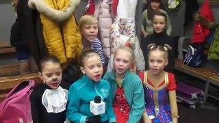 Гусевские фигуристы участвуют в Российском конкурсе «Дети на льду. Звёзды»