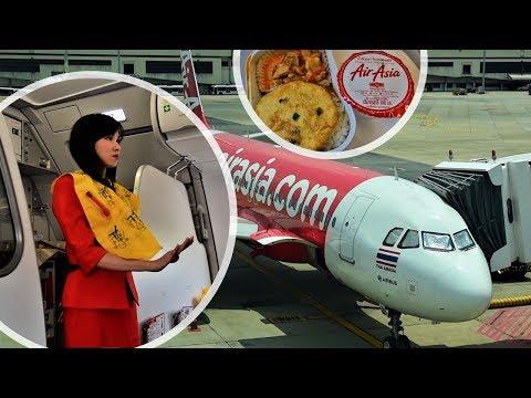 Thai AirAsia A320 Economy Bangkok Don Muang To Phuket