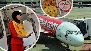 Video Thai AirAsia A320 Economy Bangkok Don Muang to Phuket download MP3, 3GP, MP4, WEBM, AVI, FLV Juli 2018