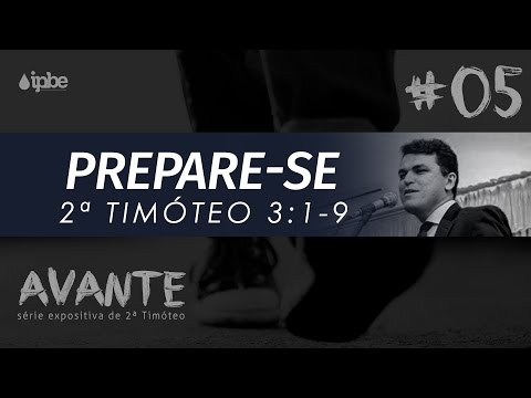 Prepare-se - Série Avante #05   Antonio Costa