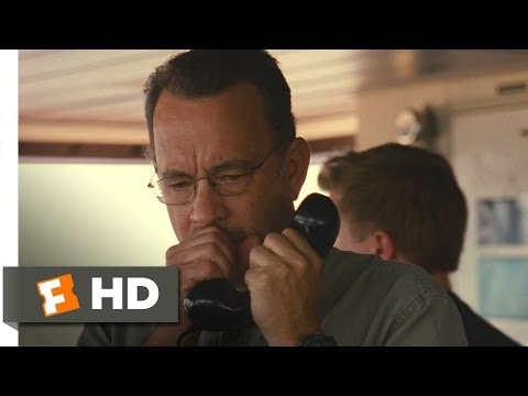 Captain Phillips (2013) - Radio Ruse Scene (1/10) | Moviecli