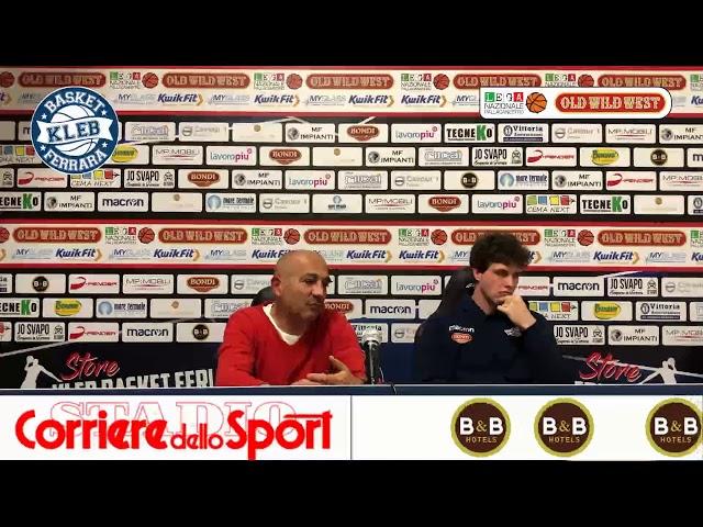 Conferenza stampa di presentazione Alessandro Buffo