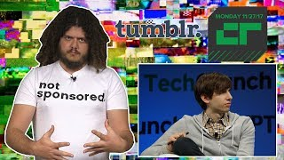 Founder David Karp Is Leaving Tumblr | Crunch Report