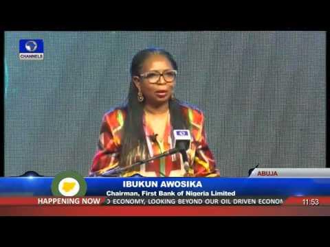 The Platform 2016: Ibukun Awosika Speaks On Entrepreneurship Pt.1