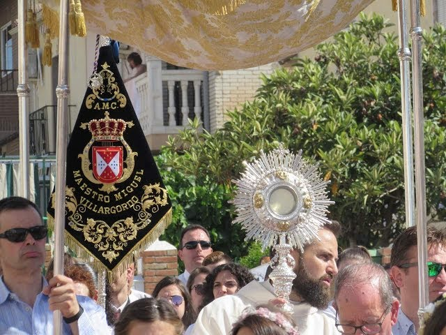 Procesión del Corpus Christi 2019 en Villargordo | AMC