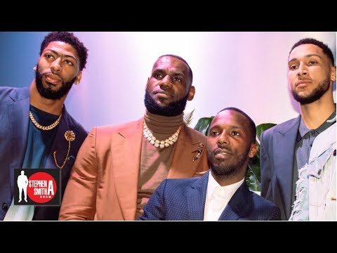 LeBron's growing influence is irritating NBA owners & executives | Stephen A. Smith Show thumbnail