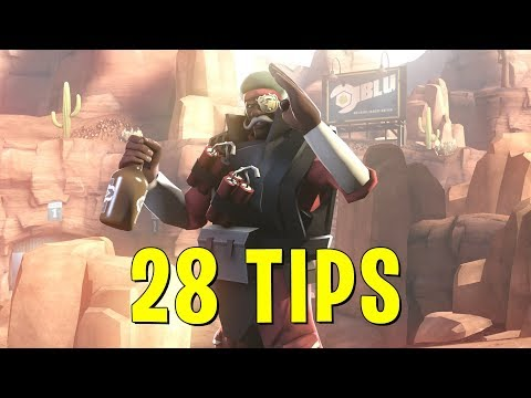 28 TIPS para el Team Fortress 2