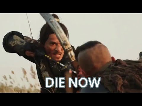 Download Chinese war epic arrow shoot out Han vs Khitan 忠烈楊家將 周渝民 pk 契丹 Saving General Yang 忠烈杨家将 ハンとヒタンの戦い