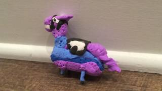 Fortnite Loot Llama out of clay - Clay Claim Junior