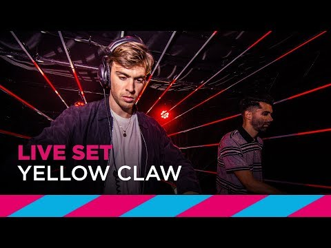 YELLOW CLAW (DJ-set LIVE @ ADE) | SLAM!