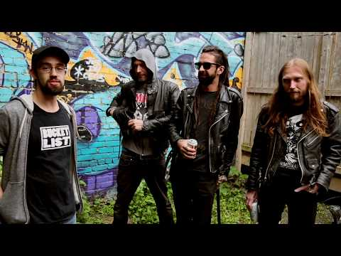PERFECTO FEST - We chat with Dopethrone in Montreal