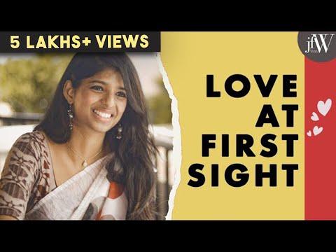 Love At First Sight   Ft.Dipshi Blessy & Naren   Tamil Short Film   JFW