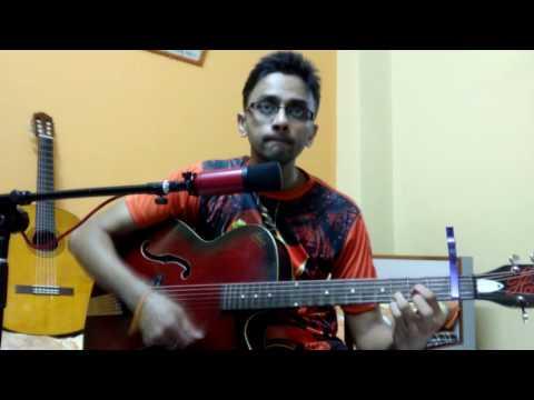 Tere Sang Yaar | Custom (2016) | Acoustic Guitar Cover | Akshay Kumar | Song By Atif Aslam