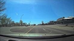 Snowflake-Taylor, AZ timelapse drive