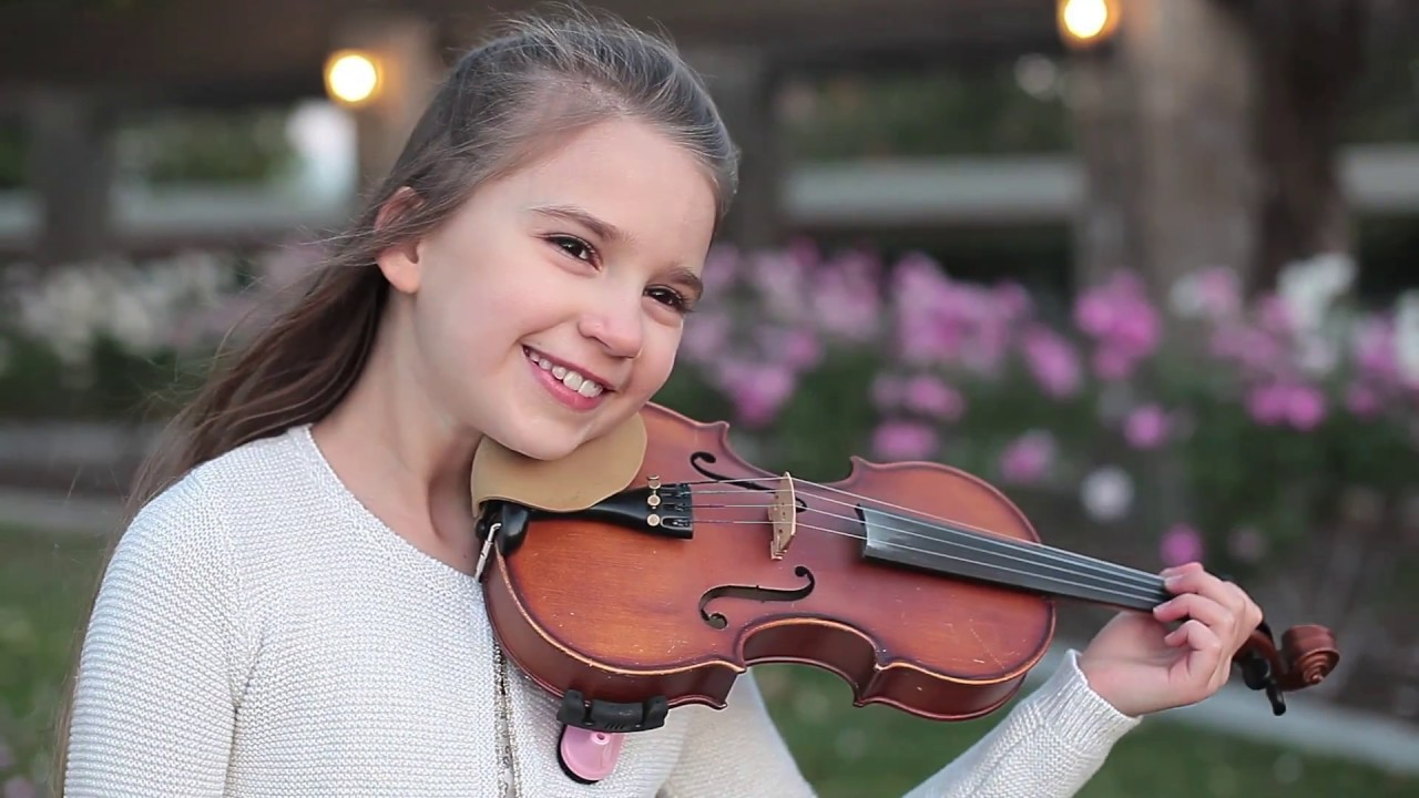 Hallelujah Violin Cover By Karolina Protsenko Youtube