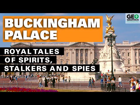 Buckingham Palace: Royal Tales of Spirits, Stalkers and Spies