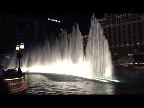 The Bellagio  las Vegas  ( Aida Nikolaychuk )    Lullaby....song