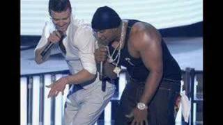 Justin Timberlake & Timbaland - Release incl. live@end