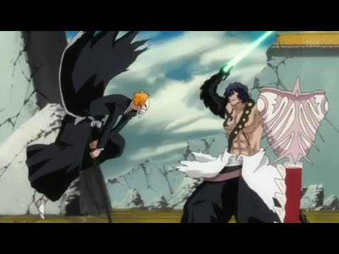 Bleach   Ichigo Vs Amagai Full Fight English Sub