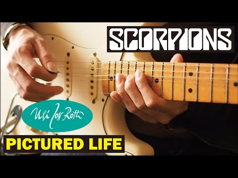 Scorpions / Uli Jon Roth - Pictured Life  :by Gaku