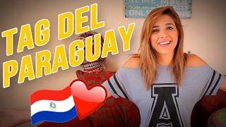 Tag del Paraguay - Pati Ginzo