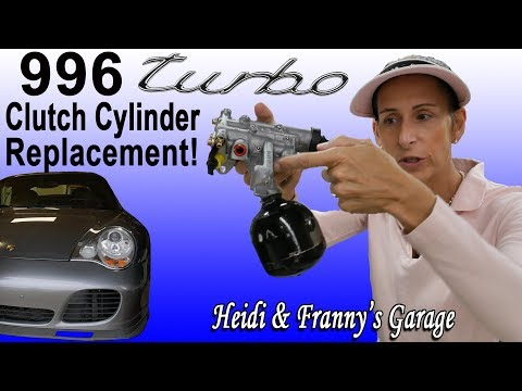 996 Turbo Clutch Cylinder - Quite A Story!!