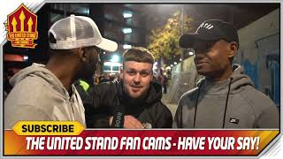 THIS TEAM IS F#%KING DEAD! Valencia 2-1 Manchester United Fan Cam