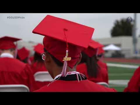 Garden Grove High School Graduation | 2019