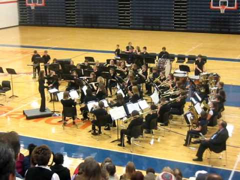 Galion Middle School Band