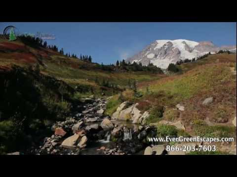 EverGreen Escapes Mount Rainier Tour
